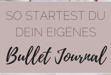 The perfect bullet journal