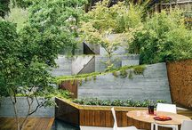 In your backyard / Design inspiration for home landscaping.