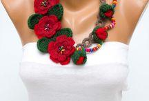 Joyas crochet