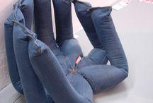 переделка джинсов