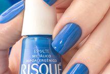 Tudo Azul! / Azul da cor do céu, da cor do mar, da cor de várias coisas lindas desse mundão! Dá uma olhada na nossa seleção de inspiração pra deixar o seu dia mais azul.