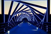 Mosty a lávky