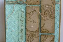 Cards-Sea/Ocean / by Lisa Buchinski