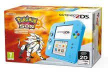 Anunciada Nintendo 2DS edición Pokémon Sol y Luna