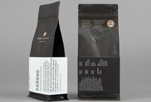 Coffee / Colour, smell, texture....not to mention cool packaging