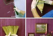 pitturare muri