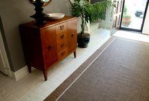 Paint a ceramic floor