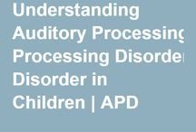 Speech and Auditory Problems in Children