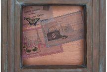"""COLORE-Vintage Rahmen """"Paris"""""""