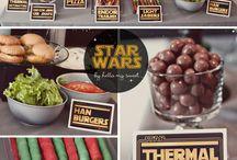 Birthday Party Theme - Star Wars