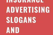 Catchy Insurance Advertising Slogans & Taglines