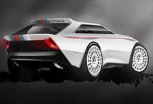 Lancia Delta Integrale / Sketch | Skica