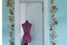 bedroom: floral  ideas