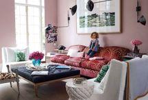 Den/Panel Room / by Kristen Dechert
