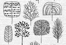 s k e t c h e s / doodles scribbles and shit / by Mariann Sierra