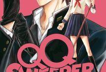QQ Sweeper - Queen's Quality / Image et info sur le manga QQ Sweeper/Queen's Quality