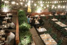 Restaurant Terraces
