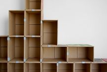 Creare con scatoloni