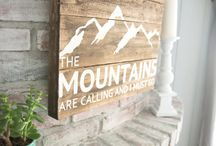 Designs for Mountain Living