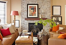 Family Room/Great Room / by Dana Meinert