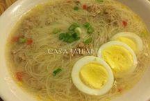 Miswa recipe,,