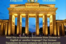 German Translation Services / German Translation Services provider by Translation In India with affordable prices and best Quality. We provide German language Translation for Technical Translation,Document Translation and many more.You can Provide Sample Document which can be in German language, so that it will be help us to know quality of our work.