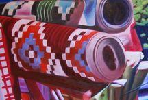 """Exhibition """"RALF ALTREUTHER"""" / A pintura de Ralf Altreuther liberta-se da formalidade e cria a ilusão de um universo multicolorido. Objectos comuns em cores primárias revelam particularidades, revelam um mundo ingénuo, distante de tensões, um mundo em harmonia. A força visual dos trabalhos está no equilíbrio de todos os elementos e resulta em uma linguagem concisa e directa, sem artifícios. (José Roberto Moreira - Curador e Galerista)."""