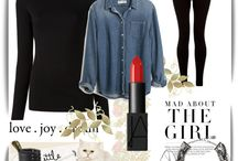 Outifts Made on Polyvore