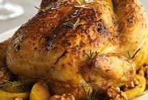 Rellenos pollo