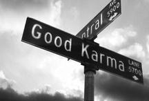 Good Karma & Positive Thoughts