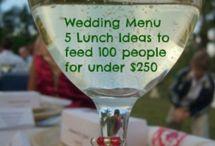misc. wedding ideas / by Sara Parker