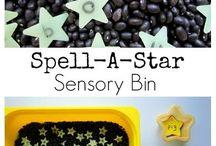 Preschool: Sensory
