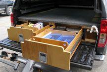 truck drawers.