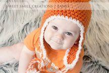 Sweet Potato 3 Crochet Patterns / Designs by Sweet Potato 3 Crochet Patterns for Everyone!