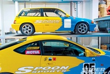 (SPOON Sports wrapped) Cars/Show-car/Drift/Race/