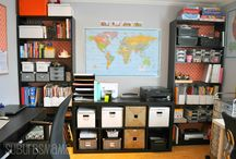 Office / School Room / by Crystal Rodgerson