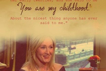 I owe Harry my childhood... / Harry Potter! / by Priscilla <3