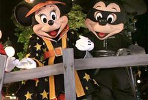 Halloween Disney Style! / Mickey's Not So Scary Halloween Party and more!