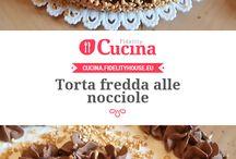 Ciambelle Crostate Tiramisu` Torte