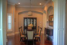 Interiors / Finishing touches