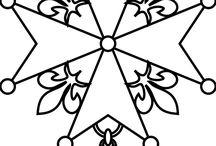 Cruz Hugonota - Espíritu Santo
