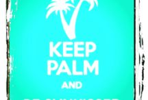 Keep Palm and be Sunkissed / All things www.vandazzz.com