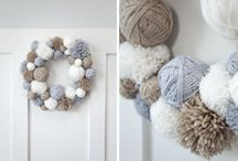 wreaths  / by Sarah Faubus