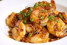 Shrimp recipes / by Michelle