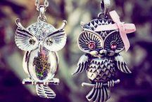 Owls ~ Birds