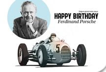 Ferdinand Porsche Doğum Günü