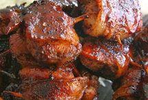 Chickenbites sweet-spicy