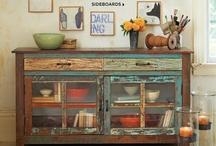 Dekorovaný nábytek