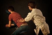 Massasje Kunst / Pictures of Massage Healing in Action!