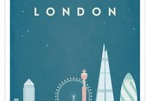 Illustrations ... Travel Poster